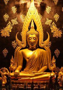 ฝันเห็นพระพุทธรูป